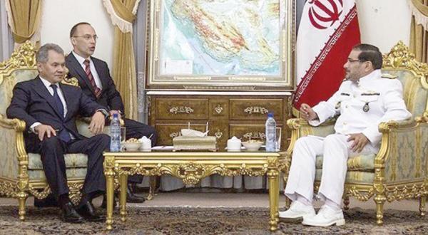 Shamkhani, Senior Director of Damascus, Moscow, Tehran Joint Efforts in Syria