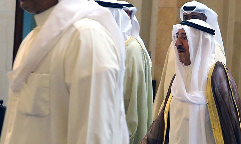 Kuwait's Emir: Our Unity is the Fence to Maintain Security