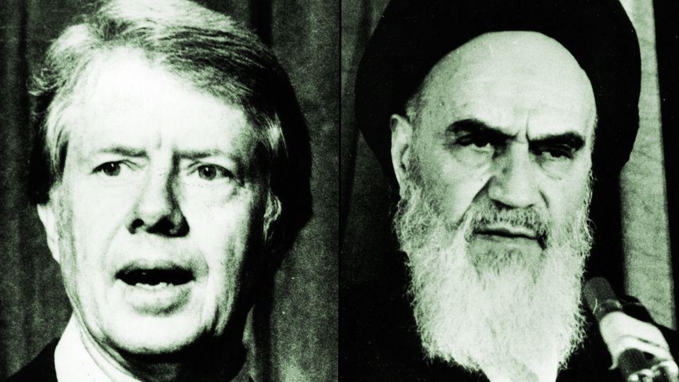 Two-Week Negotiations between Khomeini and U.S. Took Down Pahlavi