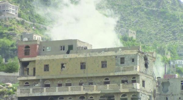 Ramadan Fails to Stop another Massacre in Taiz