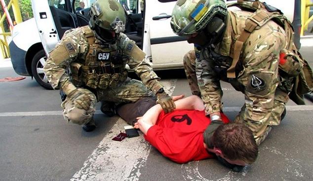 Ukraine Arrests Frenchman Accused of Plotting Attack on Euro 2016