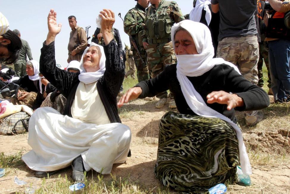 U.N. Says ISIS is Committing Genocide against Yazidis