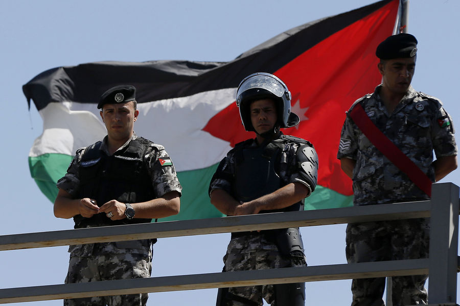 5 Killed in Rare Militant Attack on Jordan Security Compound