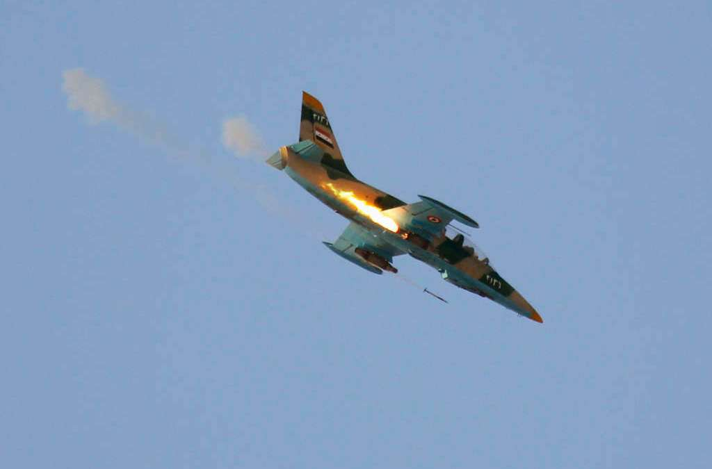 Syrian or Russian Aerial Bombardment Kills 31 Civilians in Syria
