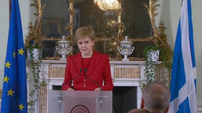 Scottish Decision Key to Britain's Future