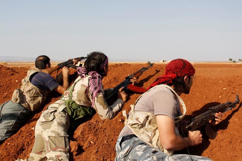 ISIS Withdraws from Northwest Syria Frontlines