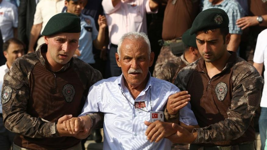 Turkey's Crackdown on Army Continues, Journalists Are Next