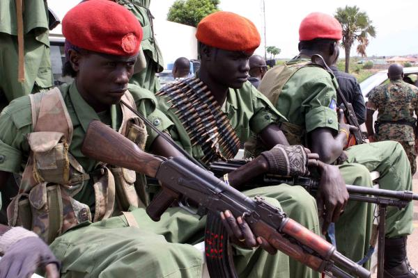 U.N. Chief Calls for Arms Embargo, Sanctions on South Sudan