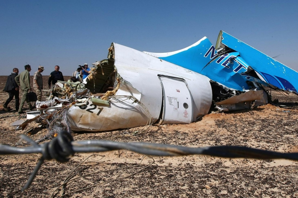Egypt Concludes Russia's A321 Investigations