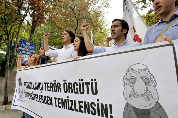 Opinion: The Brotherhood-like Group Behind the Failed Coup