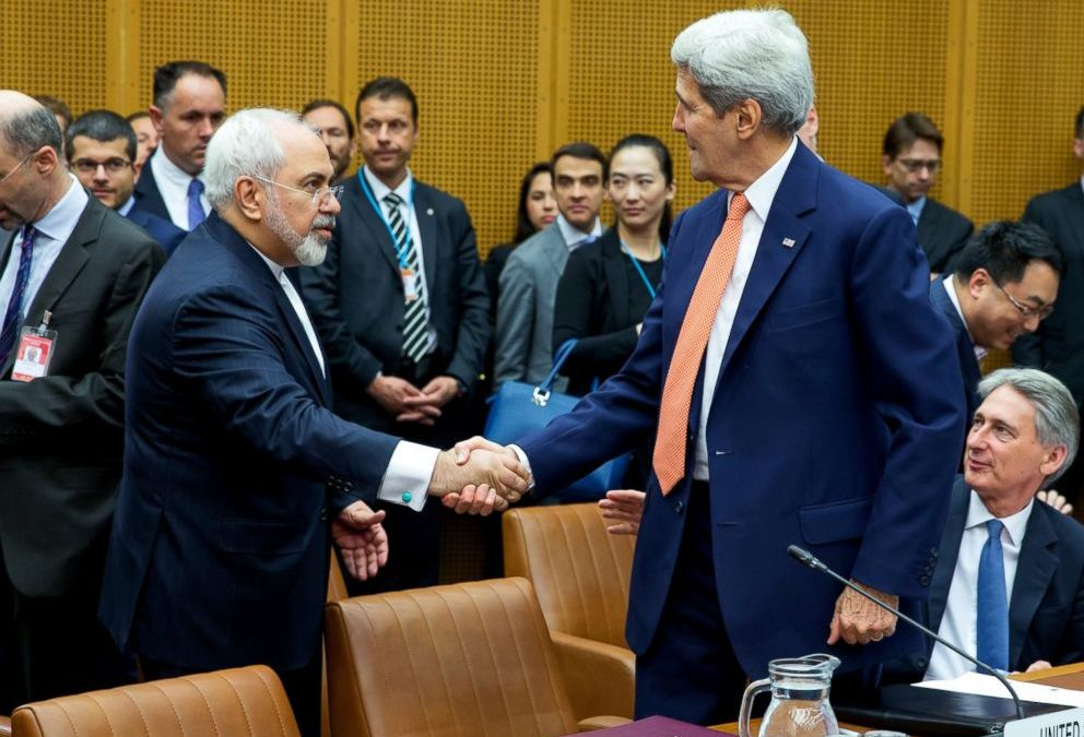 U.S. Congress Approves New Laws against Iran