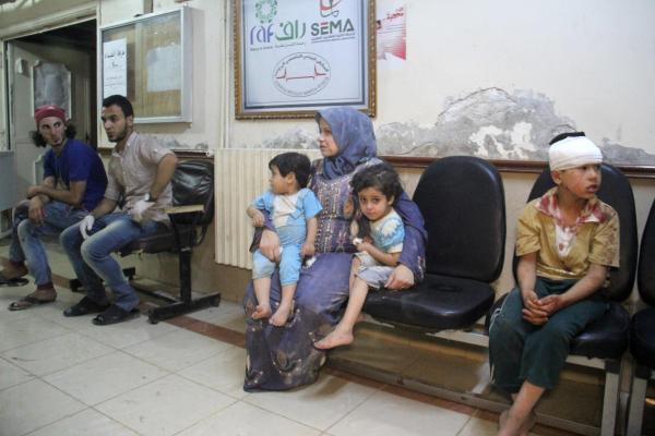 The Military Campaign in Idlib Intensifies