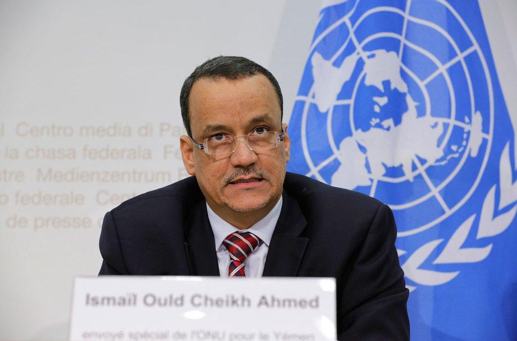 Ould Cheikh to Aden amid Deadline for Talks on Yemen Deal