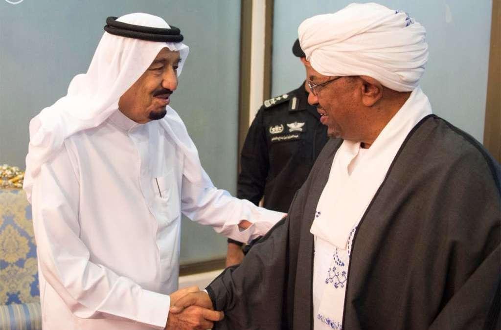 King Salman Receives President of Sudan, Deputy Crown Prince Meets Qatari PM
