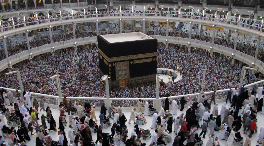 Makkah Hotels Fully Booked