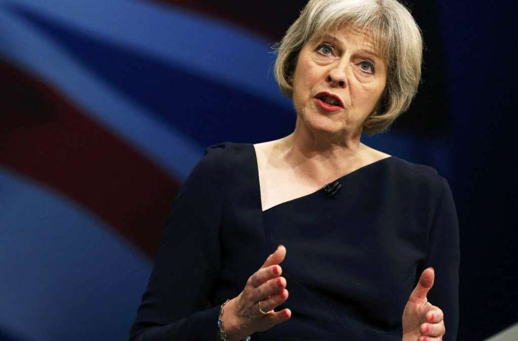 Theresa May – Margaret Thatcher Face-off