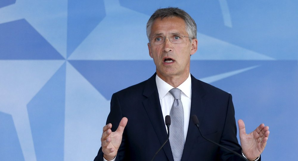 NATO Committed to Sustaining anti-ISIS Coalition's Momentum