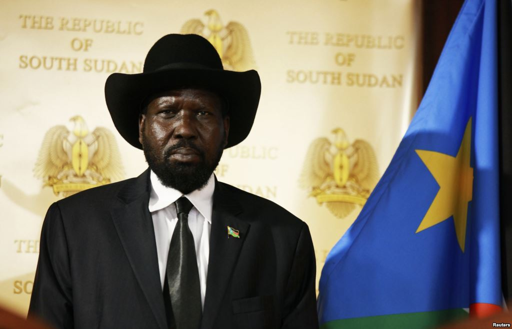 South Sudanese President to Substitute Machar…Government Denies
