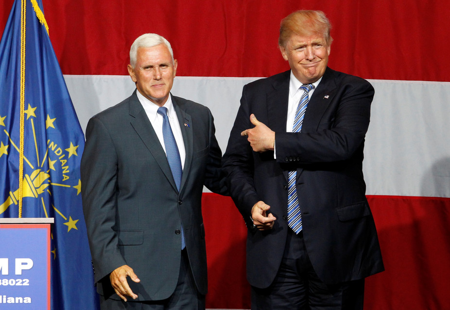 Mike Pence…the Other Face of Trump