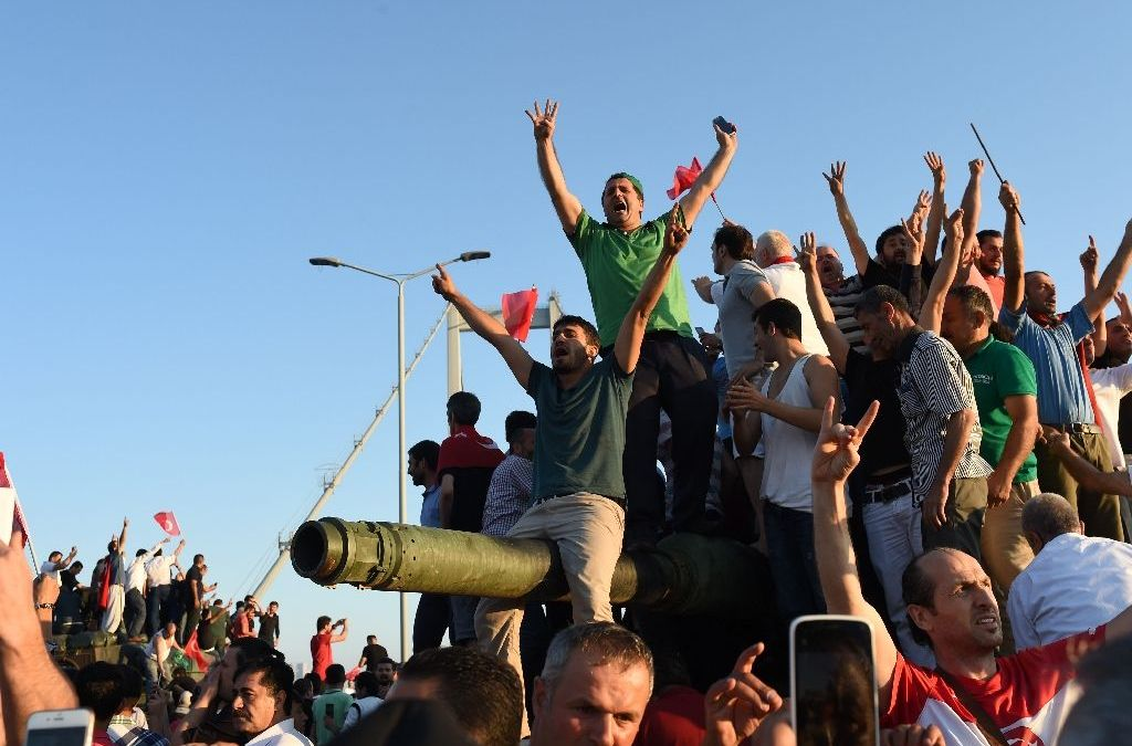 Plot of Turkey's Coup Revealed via WhatsApp
