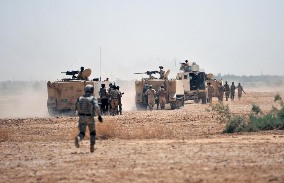 Anbar Conference Calls for Forming Tribal Forces
