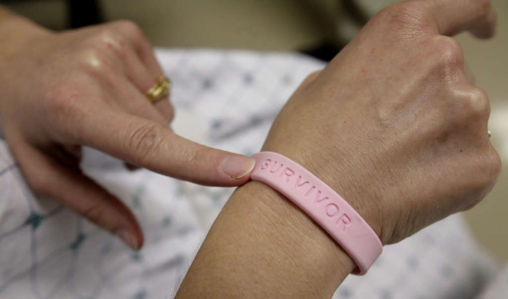 Acupressure May Ease Fatigue of Breast Cancer Patients