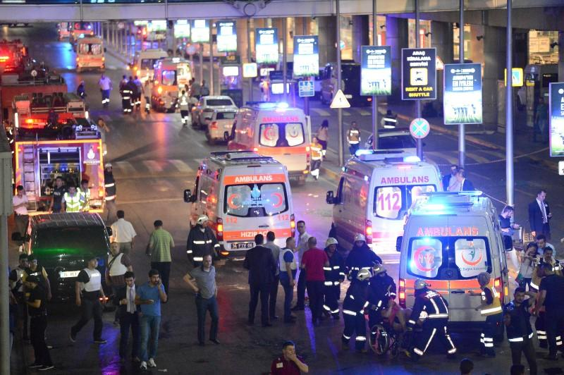 Seventeen Jailed Pending Trial over Istanbul Airport Attack