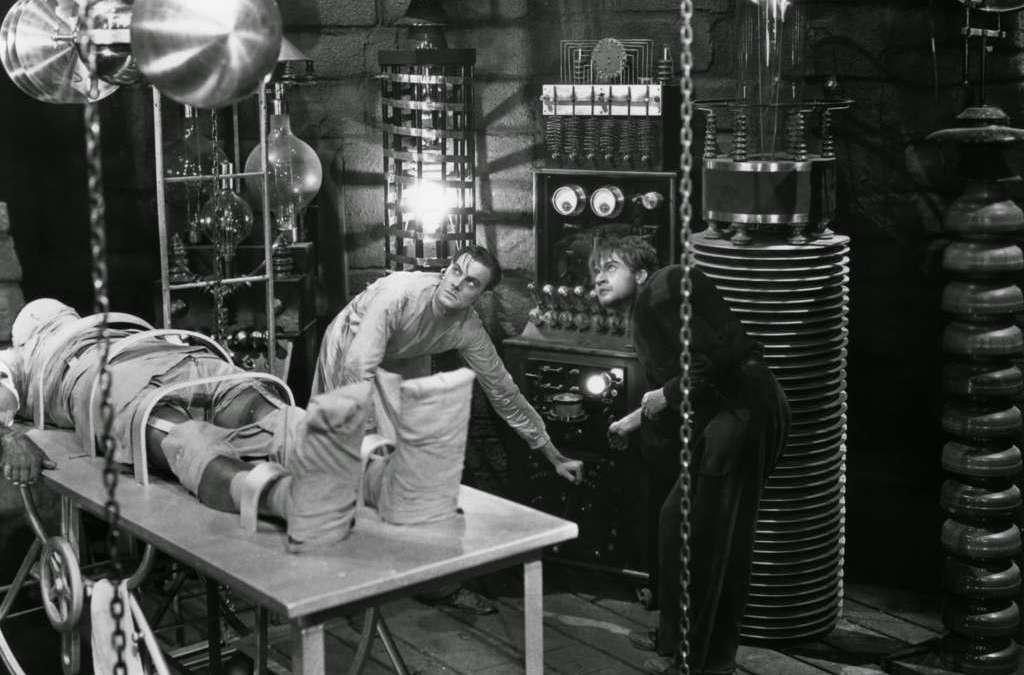 Frankenstein's Monster is Still Alive