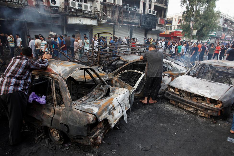 ISIS Claims Responsibility for Kadhimiya Blast