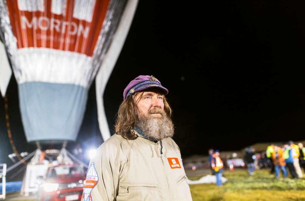 Russian Adventurer Breaks World Hot Air Balloon Record