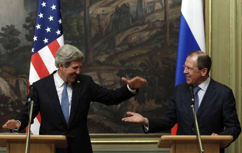 Asharq al-Awsat Reveals the Kerry-Lavrov Agreement on Syria