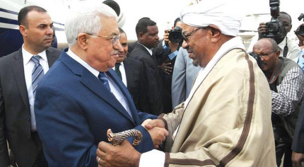 Palestinian President Arrives in Khartoum For a Three Day Visit
