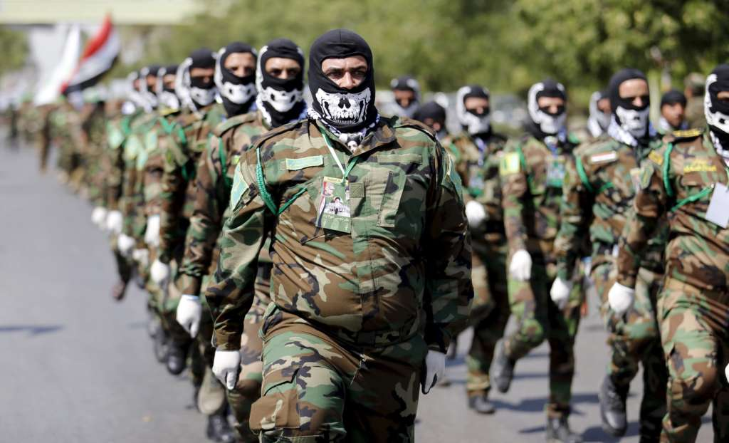 """Following IRGC Footsteps, Iraqi """"Popular Mobilization"""" Militias to Be Equal Army"""