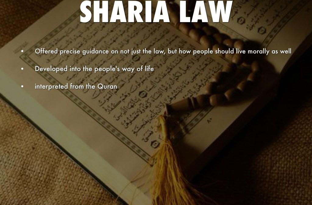 """Noah Feldman Tackles """"Sharia's"""" Case"""