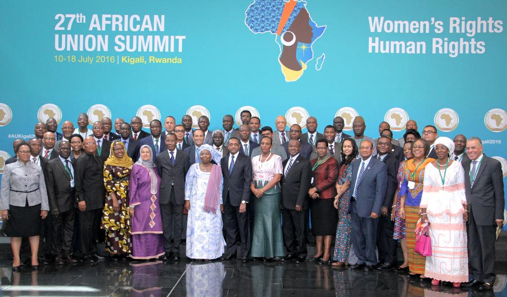 AU's 27th Summit to Augment Union Member Ties and Integration