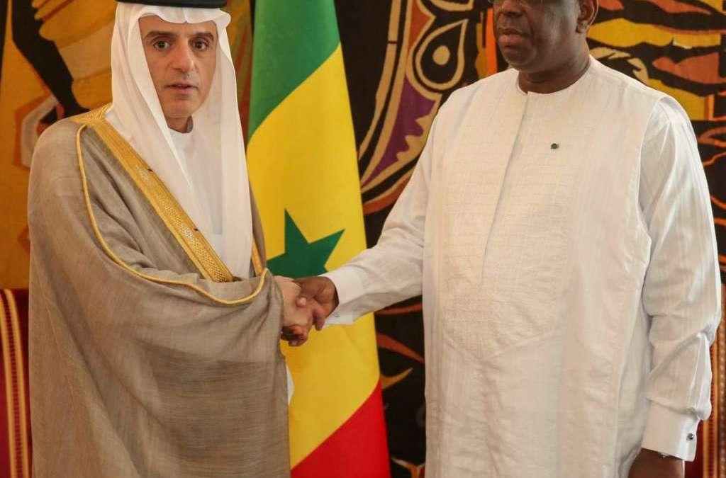 Jubeir Takes an African Tour Discussing Counterterrorism, Curbing Iranian Influence