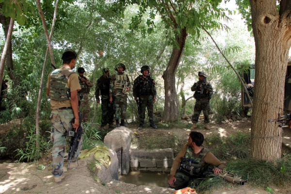 Afghan Officials Sound the Alarm as Taliban Gain in Helmand Province