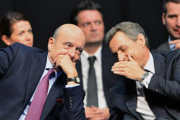 France's Sarkozy to Run for 2017 Presidential Election