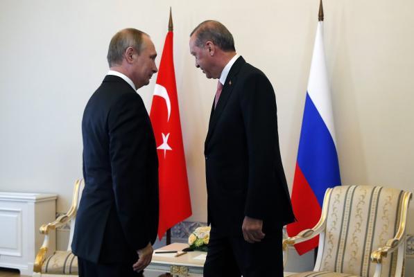 Turkey, Russia Renew a $100 Billion Bilateral Trade Target