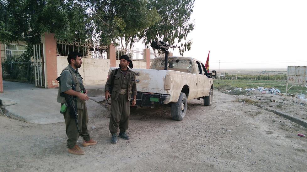 PKK Car Bomb Kills Five Police Officers in Southeast Turkey