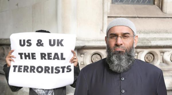 Omar Bakri's Right Hand Man Anjem Choudary is Convicted of Supporting ISIS