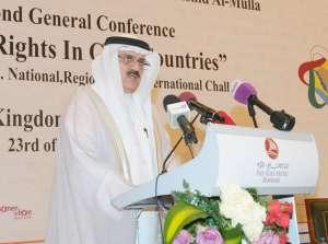 Bahraini Council of Representatives Speaker Ahmed bin Ibrahim Al-Mulla. KUNA