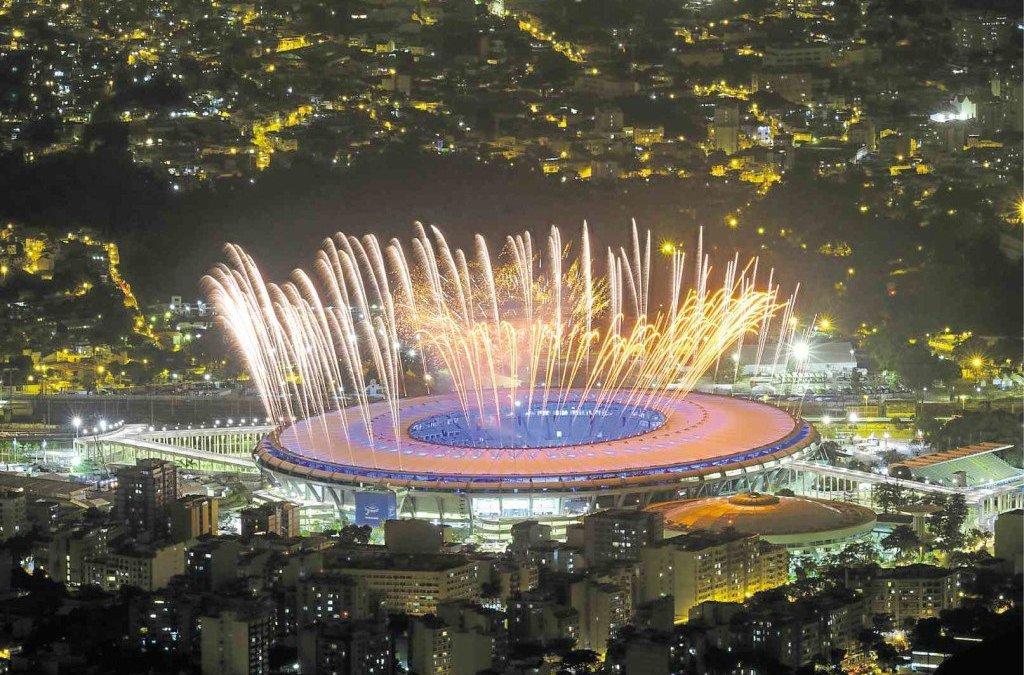 Rio Olympics Opening Ceremony Dazzles the World