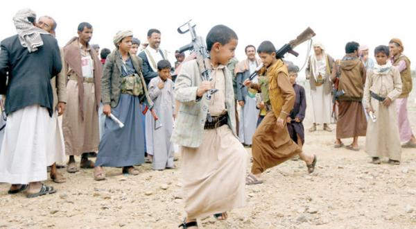 Independent Commission Investigates Recruitment of 387 Child Soldiers in Yemen