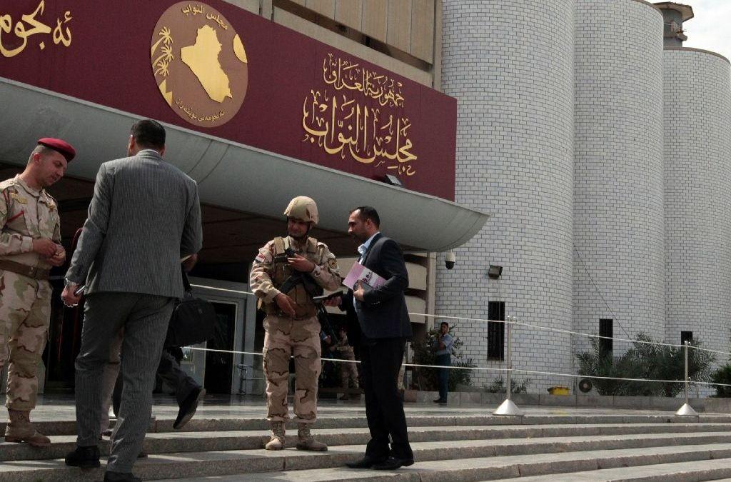 Iraqi Parliament Appoints Five New Ministers