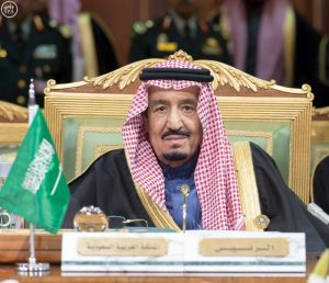 Saudi King Salman attends the Gulf Cooperation Council (GCC) summit in Riyadh, Saudi Arabia December 9, 2015 in this handout photo provided by Saudi Press Agency. REUTERS/Saudi Press Agency/Handout via Reuters