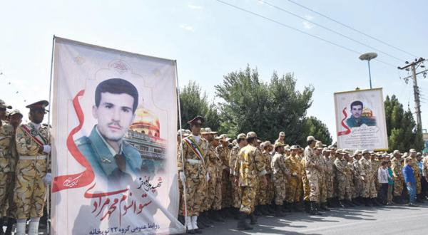 War Fatalities Expose Iranian Army Flow into Syria