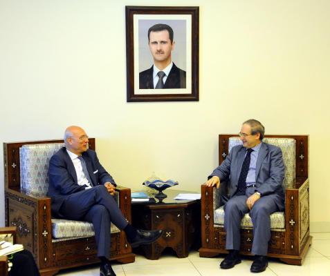 UN is Optimistic About Syria Negotiations Scheduled for the End of the Month