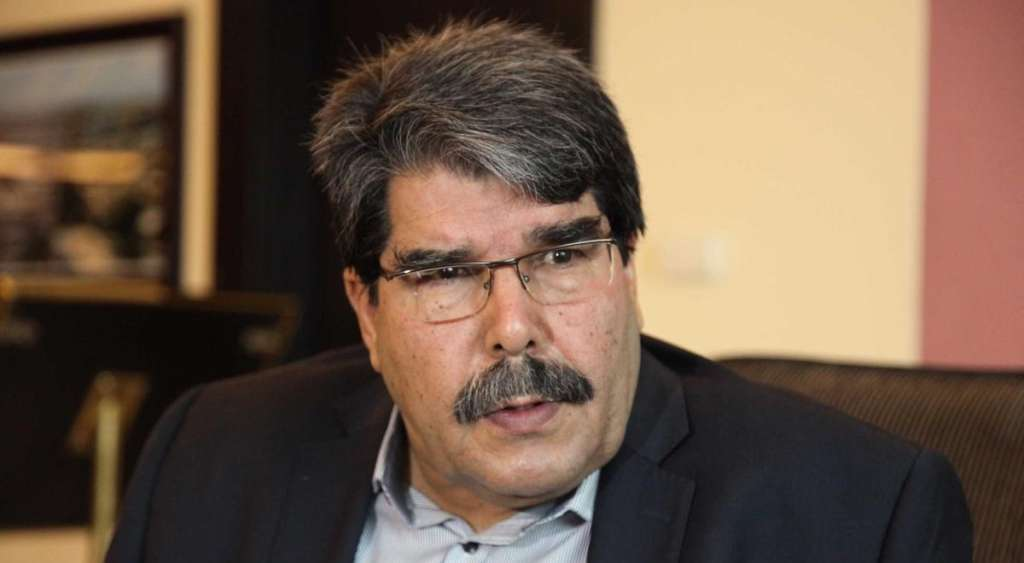 PYD's Salih Muslim: Turkish Forces will not Be Allowed into Liberated Areas