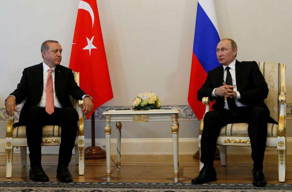 Coordination Mechanism between Ankara, Moscow on Syria